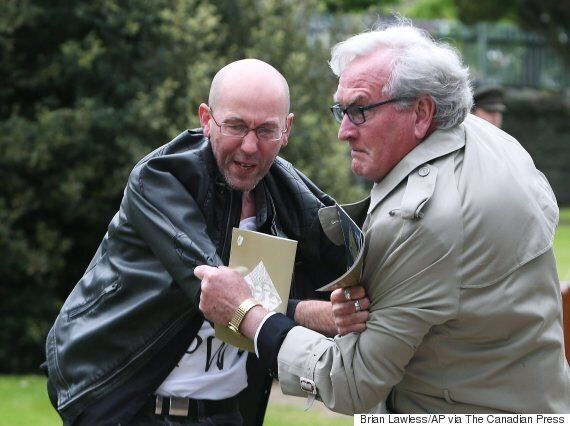 Kevin Vickers 'Made Canada Proud' By Tackling Irish Protester, Erin O'Toole