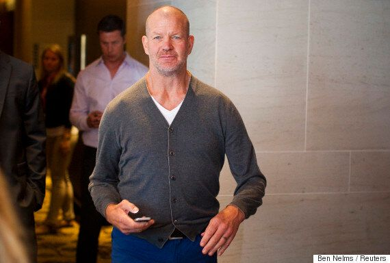 Lululemon Founder Chip Wilson Has Harsh Words For The Yogawear
