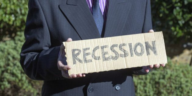 Alberta On The Cusp Of Recession: Conference Board Of