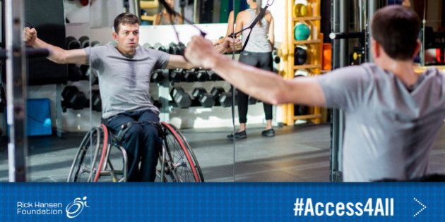 People With Disabilities Should Be Able To Go Wherever They