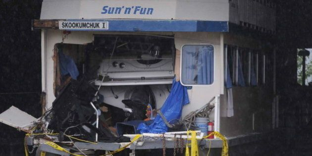 B.C. Speedboat Driver Drank, Smoked Pot Before Deadly Crash: