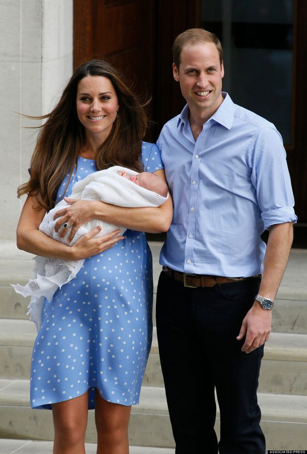 Chelsea Clinton May Have Copied Kate Middleton's Post-Baby