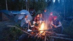 Campfire Bannock