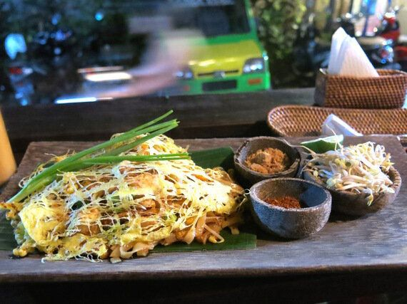 There's A Food Scene In Bali -- I Know Because I'm Fat