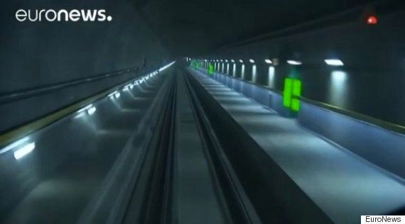 World's Longest And Deepest Railway Tunnel Completed Under Swiss