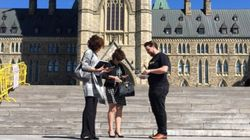 Students For Liberty Take To Parliament Hill On World No Tobacco