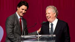Trudeau's Sending Strange Signals, Charest