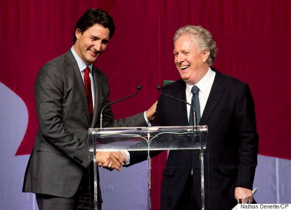 Jean Charest: Trudeau Sending Bad Signals With Bombardier