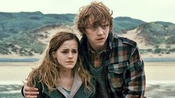 Ron And Hermione Are All Grown