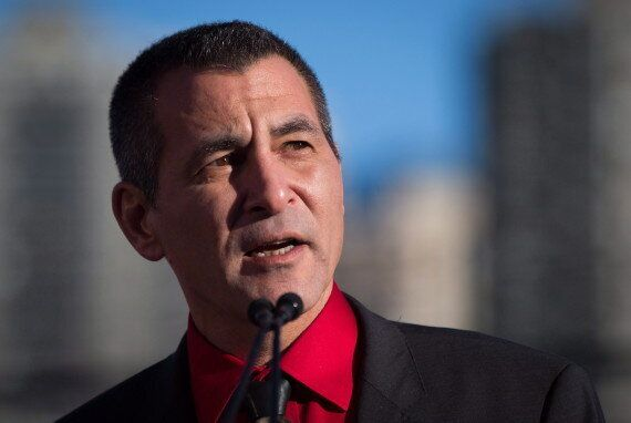 Hunter Tootoo Resigns Cabinet Seat For Addiction