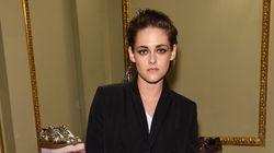 Kristen Stewart Rocks A Sexy