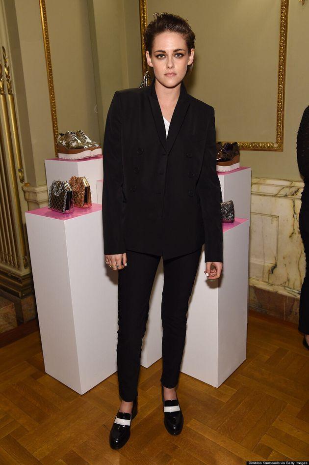 Kristen Stewart Proves That Menswear Is Here To