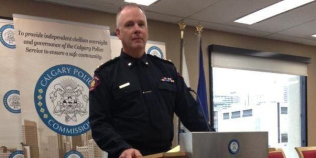 Calgary Police Say There's No Easy Fix For Increase In Domestic