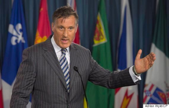 Maxime Bernier, Tory Leadership Candidate, Comes Out Against Supply Management