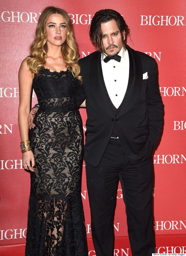 Amber Heard Gives Statement To Police On Johnny Depp Domestic Abuse