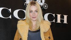Jessica Stam Shows Us How To Make A Shearling Coat Look