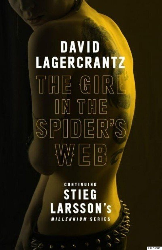 New Dragon Tattoo Book, 'The Girl In The Spider's Web,' To Be