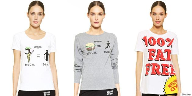 Moschino Accused Of Food-Shaming With New