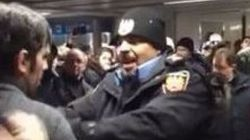 WATCH: Shocking Brawl Involving Transit Officers Caught On