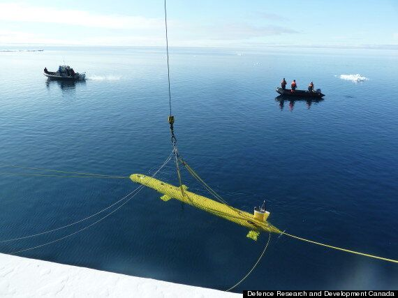 Autonomous Underwater Vehicles Could Be Canada's Future In The