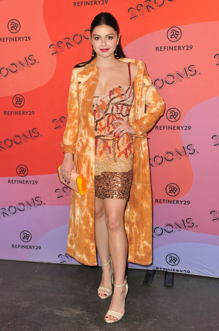 Ariel Winter attends Refinery29's 29Rooms event in Los Angeles on Dec. 4, 2018.