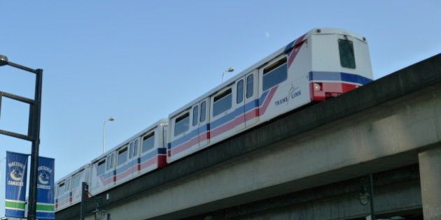 SkyTrain Delays: TransLink Suggests Grabbing A Coffee And Taking A