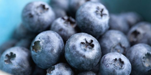 Blueberries Could Lower Blood Pressure, According To