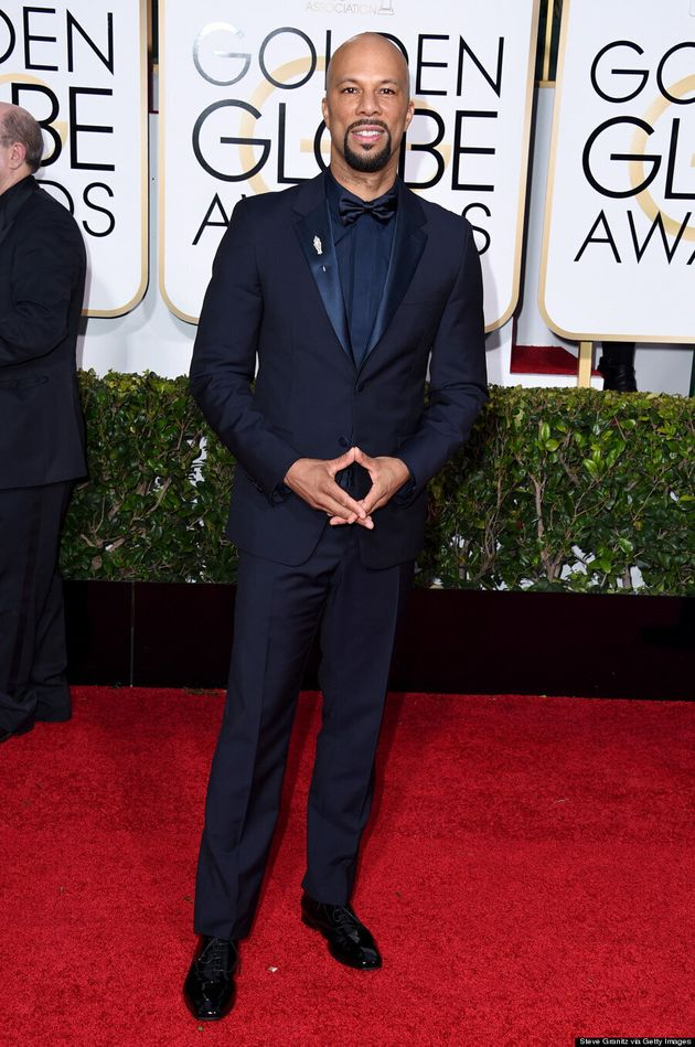 The Hottest Guys On The 2015 Golden Globes Red