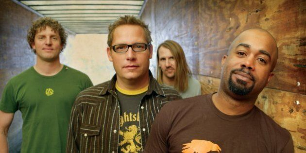 Hootie & The Blowfish Reuniting: Darius Rucker Confirms Band Will Work Together