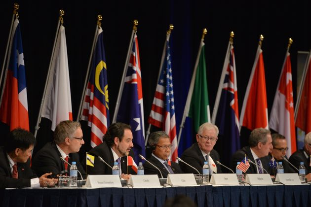 Trans-Pacific Partnership Can't Be Renegotiated, Canadians Must Pick 'Yes' Or 'No':