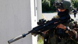 France's Elite Counterterrorism Unit Steps
