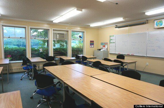 North Vancouver Boarding School For Sale For $33.8