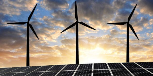 Canadian Renewable Energy Investment Up 8 Per Cent; 6th Highest In