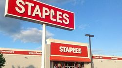 Staples Shuts Stores Because There's Nothing Left To