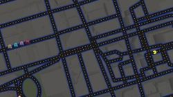 Play Pac-Man On Google Maps RIGHT