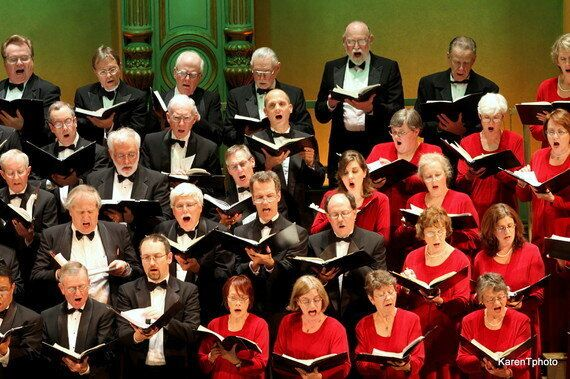 The Top 10 Reasons Why The Vancouver Bach Choir Is