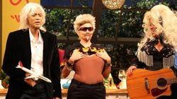 Chrissy Teigen's Guy Fieri Costume Is