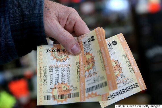 Powerball Winners From 3 U.S. States To Split US$1.6B