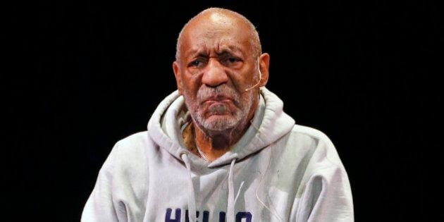 Comedian Bill Cosby performs at the Buell Theater in Denver, Saturday, Jan. 17, 2015. Cosby, 77, is facing...