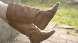 WATCH: How To Transition Tall Boots Into