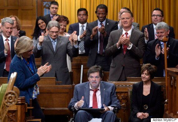 Mauril Belanger, MP Dying From ALS, Pushes To Change National