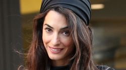 This Is What Amal Clooney Wore To Meet Pope