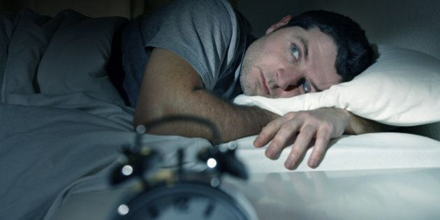13 Causes Of Insomnia, From Work Stress To What You're
