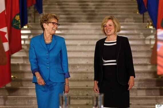 Wildrose Party's Wynne Comments Could Scuttle Energy East, Say