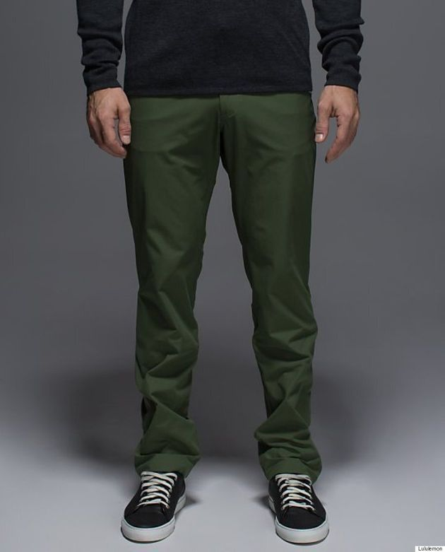 Lululemon's 'Anti-Ball Crushing' Pants Are The Answer To Every Man's