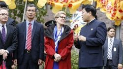 Wynne Announces China Trip Amid Hong Kong