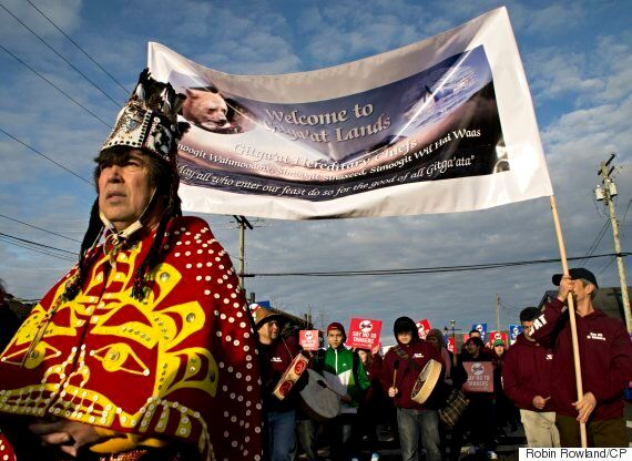 Northern Gateway Pipeline: B.C. Gov't Failed To Consult First Nations On Project