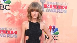 Taylor Swift Dazzles In
