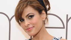 Eva Mendes' First Red Carpet Dress Cost How