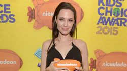 Angelina Jolie Makes First Post-Surgery